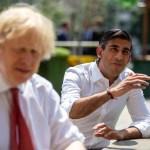 Rishi Sunak, U.K. Finance Minister, Wins Praise For Staying Calm During Covid