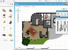 FloorPlanner, programa para diseñar planos online