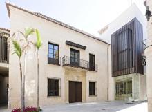 ventana eficiente en Museo Carmen Thyssen, Málaga