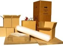 reciclar cajas de cartón para mudanzas