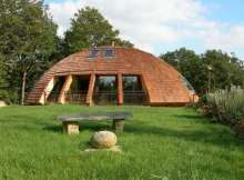 casa domo geodesico