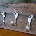 reciclado de tenedores