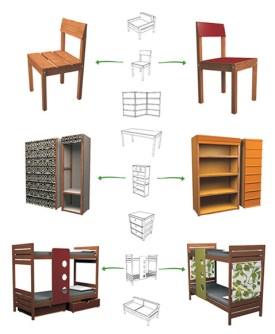 Manuales para hacer muebles