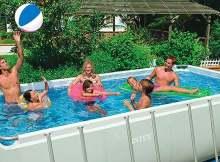 mantenimiento de piscinas desmontables