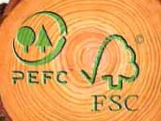 maderas certificadas son más ecológicas