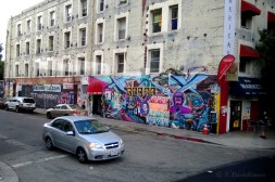 Graffiti Mural - Arts District 2