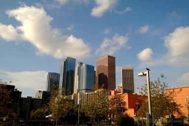 Grand Park - Downtown Skyline