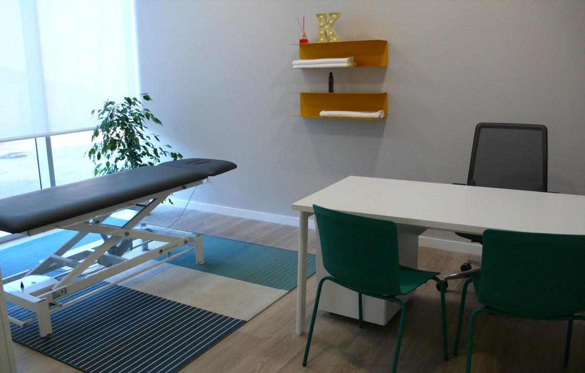 Mesas para fisioterapia