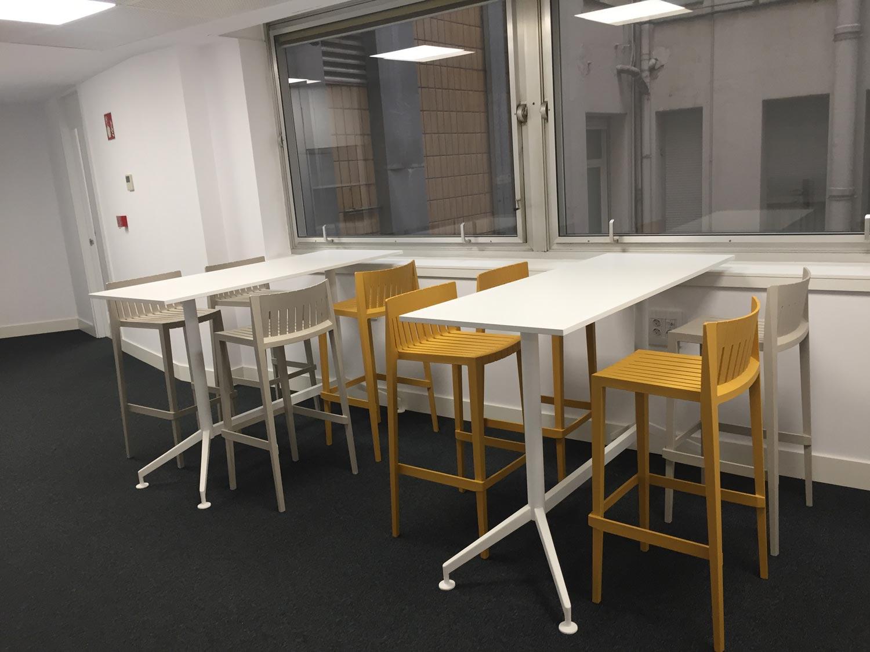 mobiliario office en Implika Bilbao