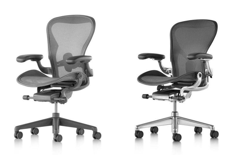 silla ergonómica mobiliario de oficina en bilbao