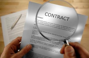 contract of purchase and sale