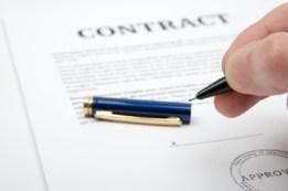 public bodies' contracts