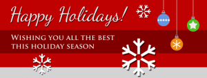 Happy Holidays from First Reference