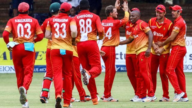 Image result for cricket zimbabwe