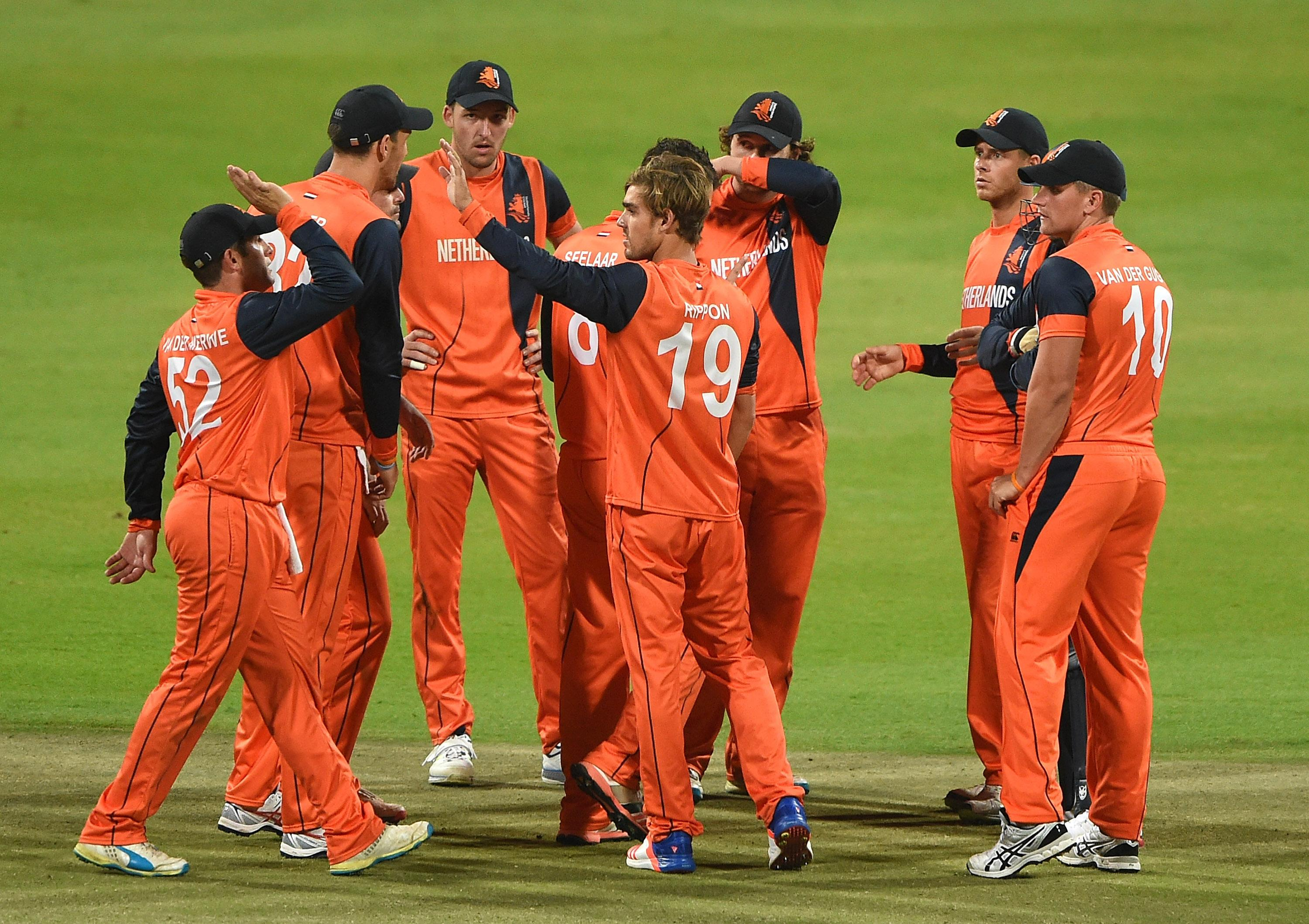 Netherlands Ready To Shine On The Big Stage