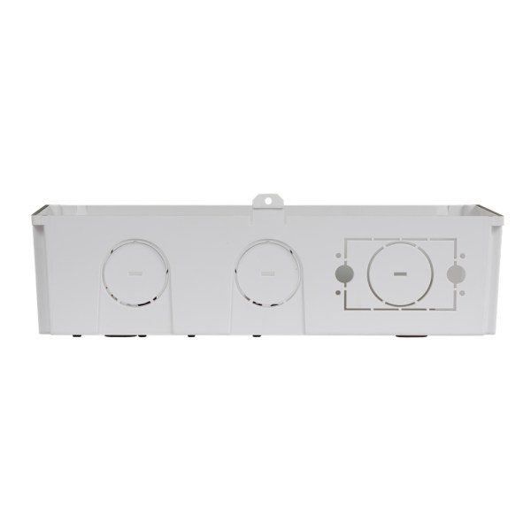 9 Inch Residential Wiring Enclosure VD Bottom ICRESDC9PW