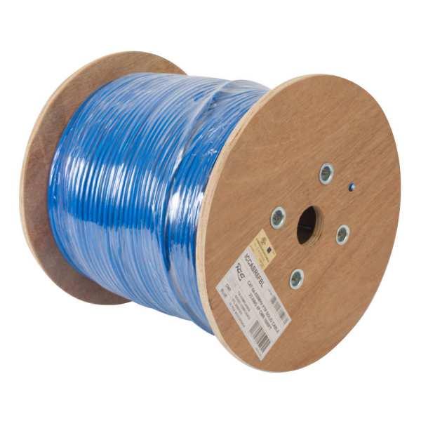 CAT6A Bulk Cable FTP Riser ICCABR6FBL