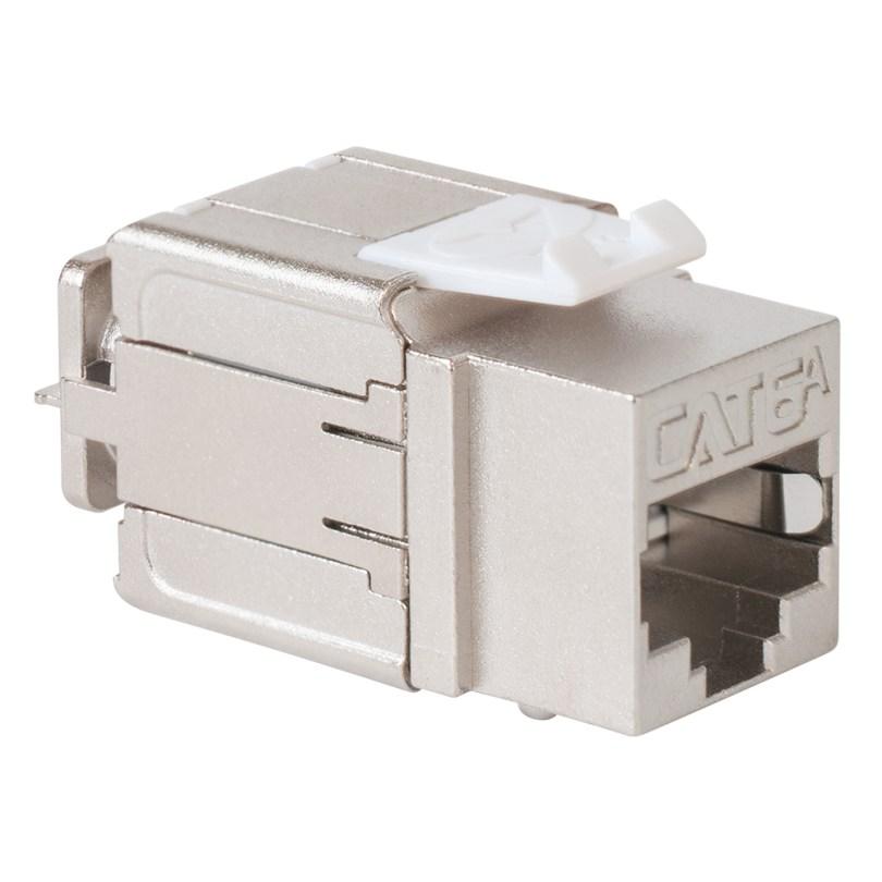 [SCHEMATICS_49CH]  CAT6A RJ45 Keystone Jack in FTP for HD Style   ICC   Icc Jack Wiring Diagram      ICC