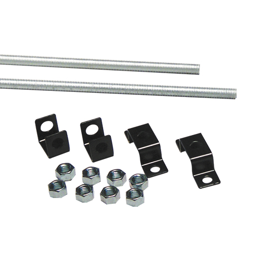 Ladder Rack Ceiling Rod Kit