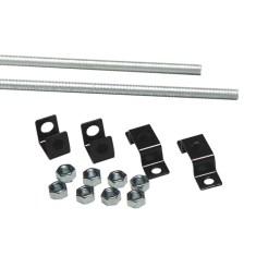 Ladder Rack Ceiling Rod Kit