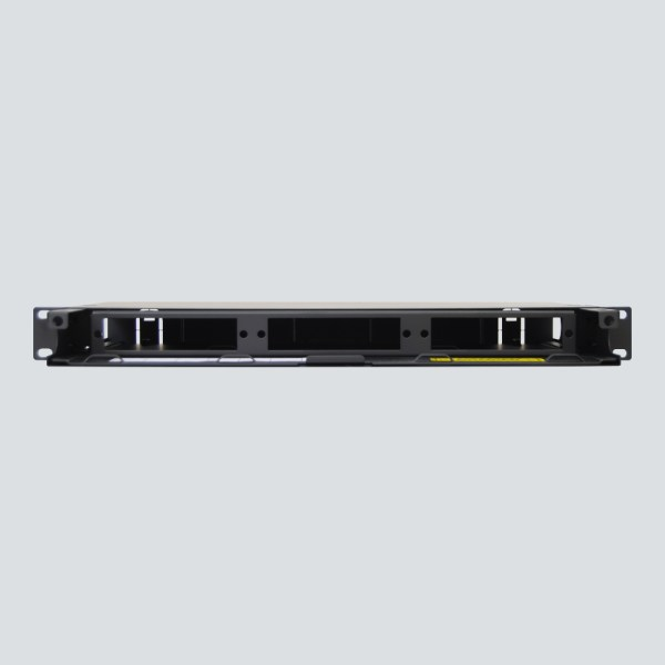 LGX Fiber Optic Rack Mount Enclosures 3 Panels 1 RMS Front ICFORE31RM