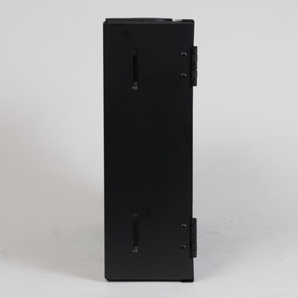 LGX Fiber Optic Wall Mount Enclosure 4 Panels Side2 ICFODE41WM