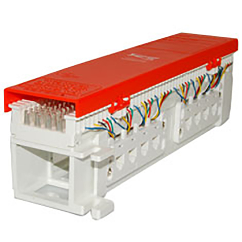66 wiring block pre wired with 12 voice 6p4c ports icc rh icc com 110 Block Diagram 110 Block Diagram