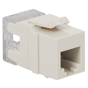 Voice RJ11 Keystone Jack for HD Style