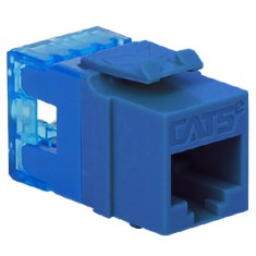 CAT 5e RJ45 Keystone Jack for HD Style