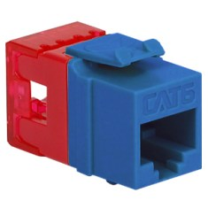 CAT 6 RJ45 Keystone Jack for HD Style