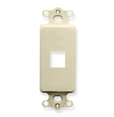 Decorex Insert with 1 Port for EZ/HD Style