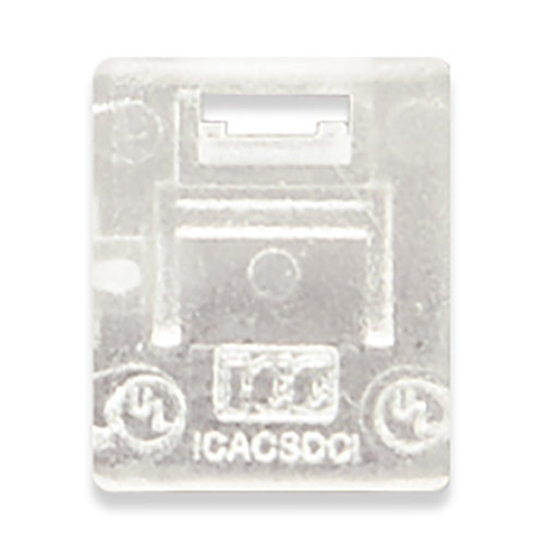 Dust Cover Insert Clear