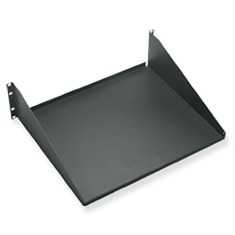 "15"" Deep Single Sided Rack Shelf with 3 RMS"