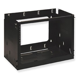 "12"" Wall Mount Vertical Hinged Bracket with 8 RMS"