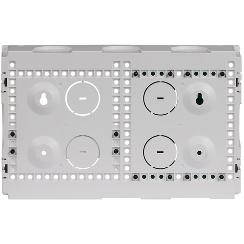 """9"""" Wiring Enclosure Combo with Voice, Data and Video"""