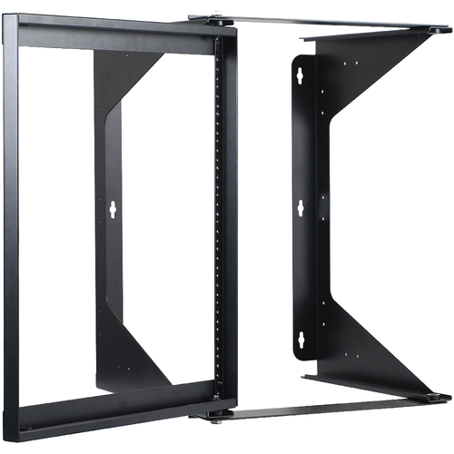 Wall Mount Swing Frame Rack with 12 RMS