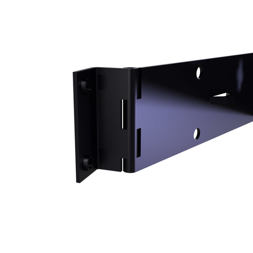 Wall Mount Hinged Bracket with 1 RMS