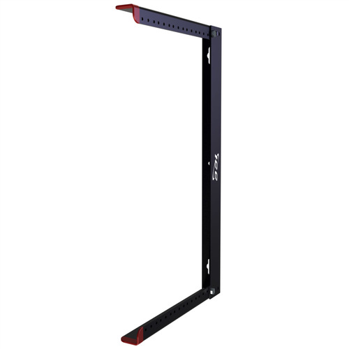 Wall Mount Utility Rack with 5 RMS