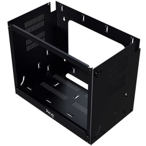 """12"""" Wall Mount Vertical Hinged Bracket with 8 RMS"""
