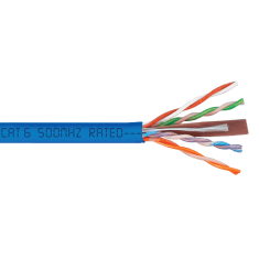 cat 6 500mhz utp/cmp, copper premise cable, bulk
