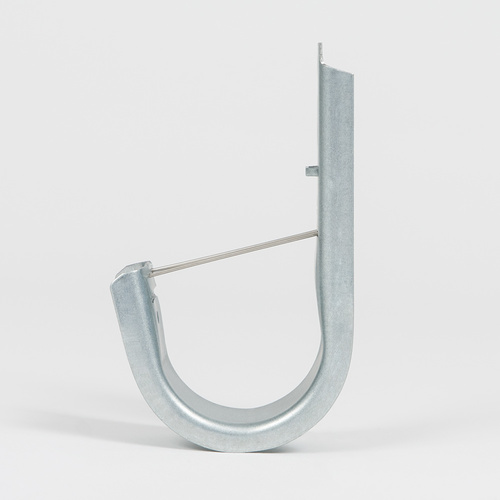 "2"" Wall Mount J-Hook in 25 Pack"