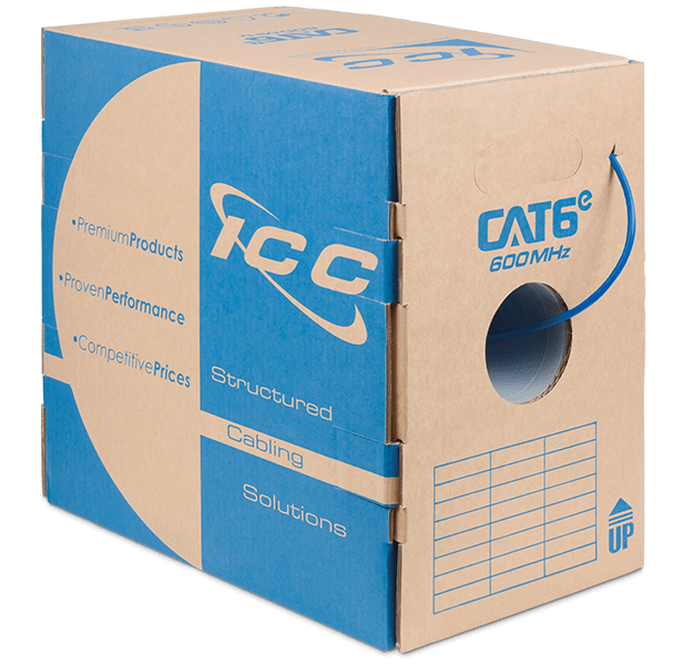 CAT6 Bulk Cable Box