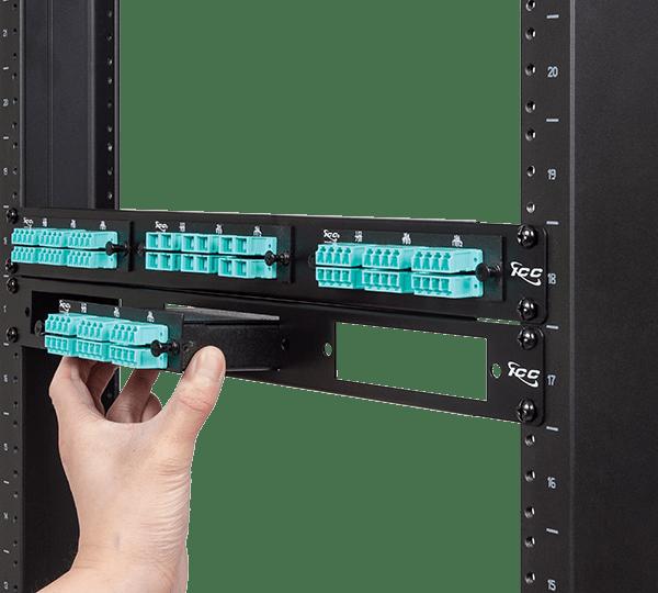 Fiber Optic Enclosure with Windows