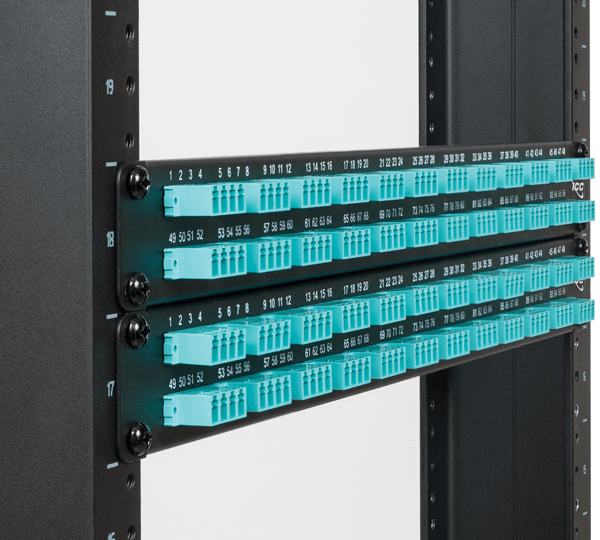 Fixed Fiber Optic Patch Panels