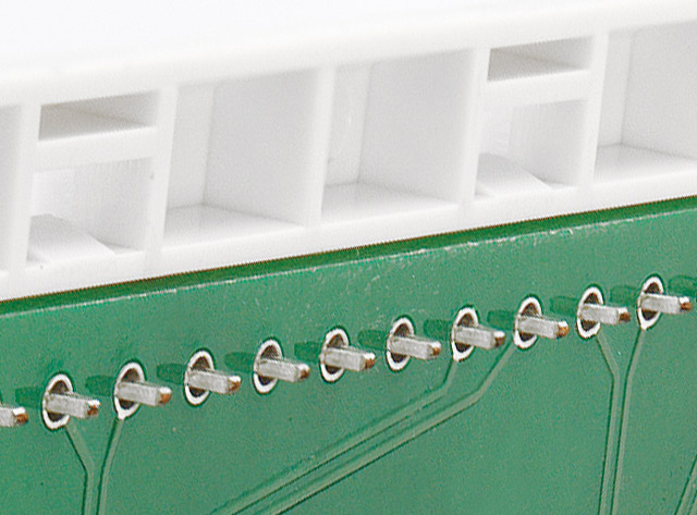 Image of Solderless PCB on Patch Panel