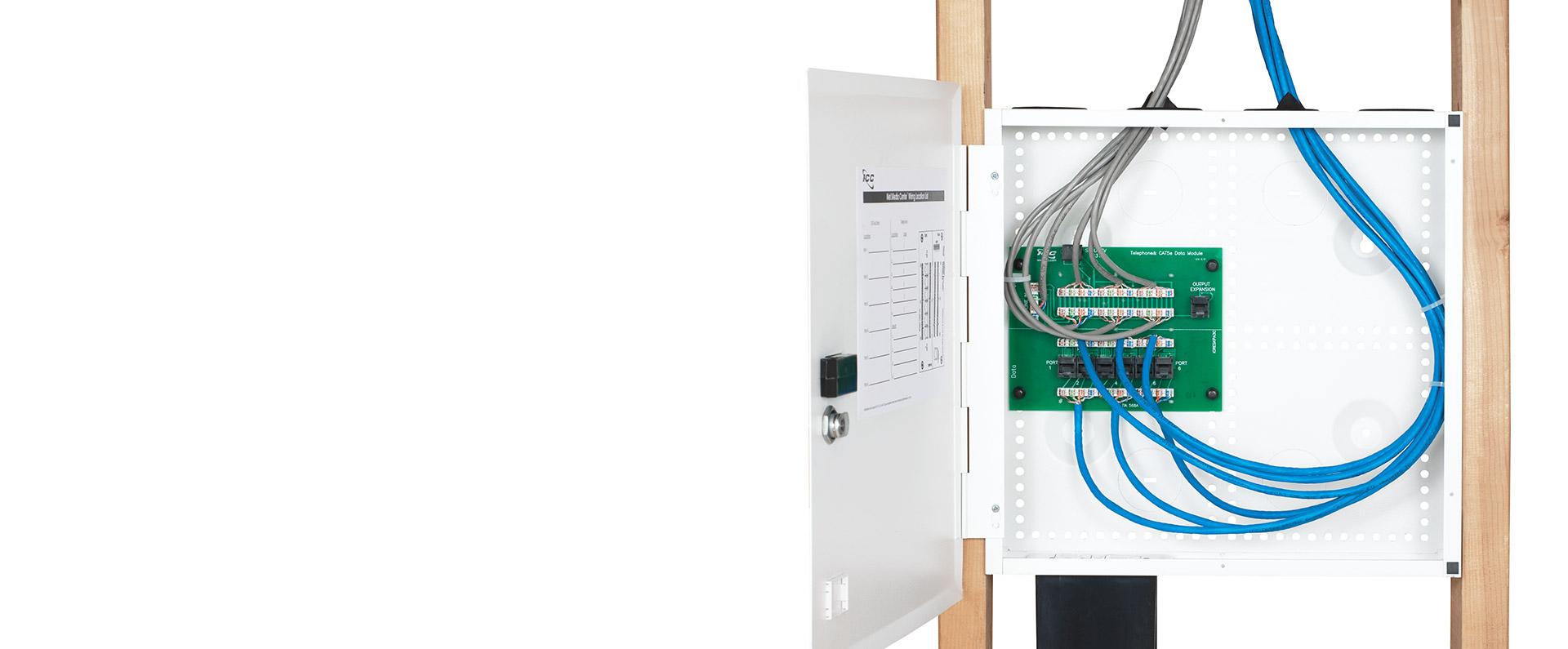 structured cabling solutions icc rh icc com icc structured wiring enclosures icc structured wiring enclosures