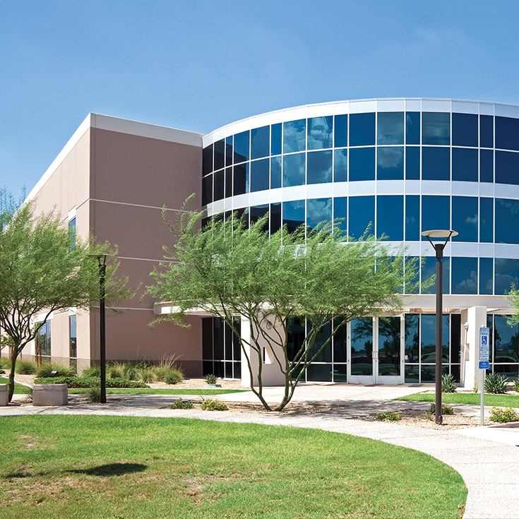 Commercial Buildings and Offices
