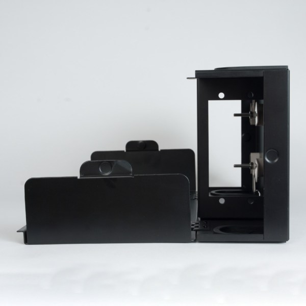 LGX Fiber Optic Wall Mount Enclosure with 2 Panels