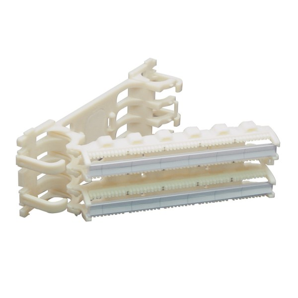 110 CAT 5e Wiring Block with Hinged and 100 Pair IC110WH100
