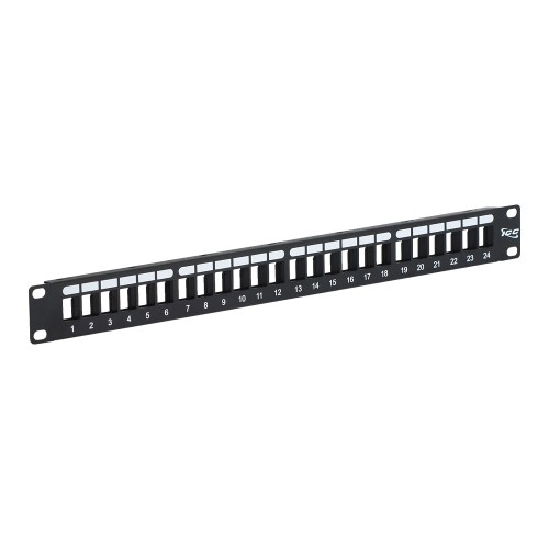 Blank Patch Panel with 24 Ports for HD Style in 1 RMS IC107BP241